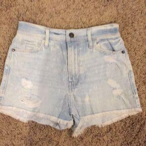 New Denim Shorts size 0/25
